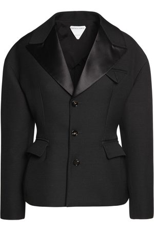 BOTTEGA VENETA Wool Blend Compact Jacket