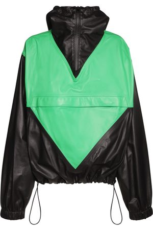 Bottega Veneta Waterproof Leather Jacket
