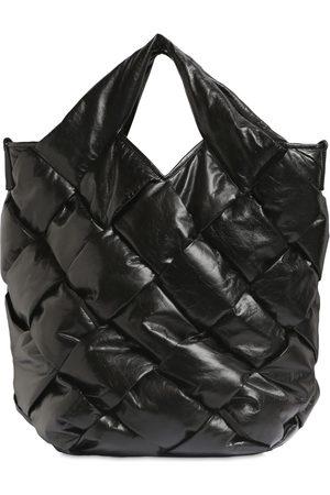 Bottega Veneta Intreccio Leather Tote Bag