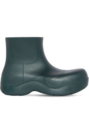 Bottega Veneta Matte Puddle Rubber Boots