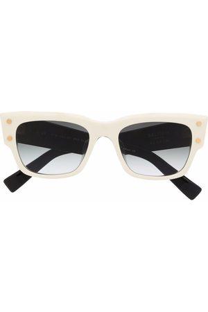 Balmain Eyewear Square-frame sunglasses