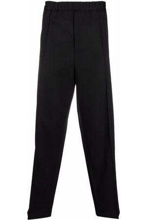 Jil Sander Mænd Habitbukser - Press-crease relaxed fit trousers