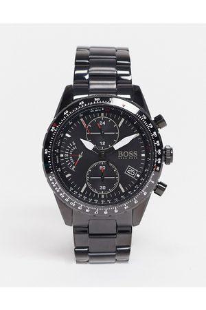 HUGO BOSS Kronograf-armbåndsur til mænd - 1513854