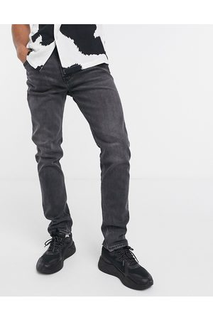 Weekday Friday - Skinny-jeans i sort