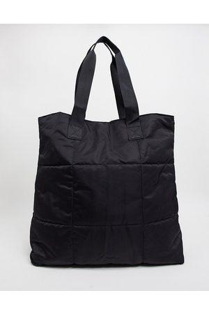 ASOS Foret oversized weekend-taske i nylon