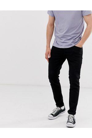 JACK & JONES Intelligence - Glenn - Tapered Slim Fit-jeans i