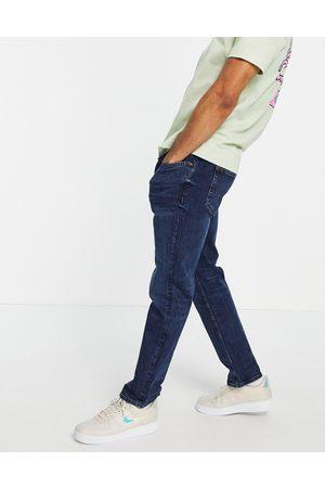River Island Mørkeblå jeans med lige ben