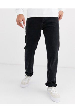 ASOS Jeans med original pasform i forvasket fra