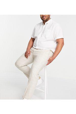 Twisted Tailor Plus - habitbukser med vinduestern-Neutral