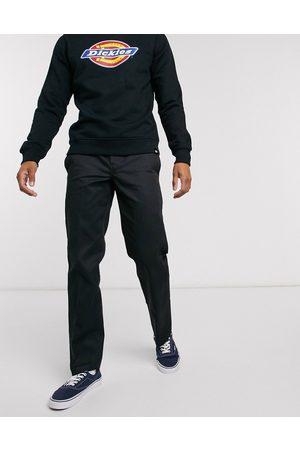 Dickies 873 - Sorte slim-fit bukser til jobbet