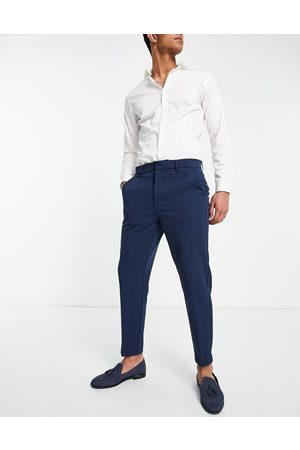 River Island Mænd Chinos - Tapered bukser i twill