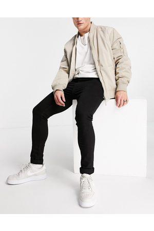 LDN DNM Vaskede jeans i super skinny pasform