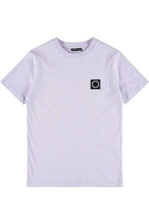LMTD Kortærmede - T-shirt - NlmNoonie - Orchid Petal