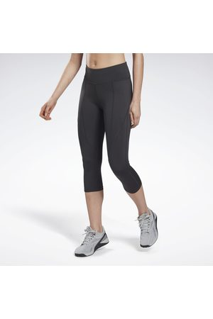 Reebok Workout Ready Pant Program Capri Tights