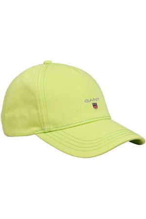 GANT Kasketter - Kasket - Original Shield - Sunny Lime