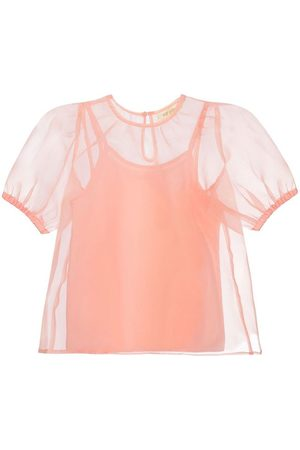 Soft Gallery Kortærmede - T-shirt - Hyacinta - Tropical Peach