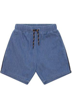Soft Gallery Shorts - Shorts - Hamish - Denim Blue