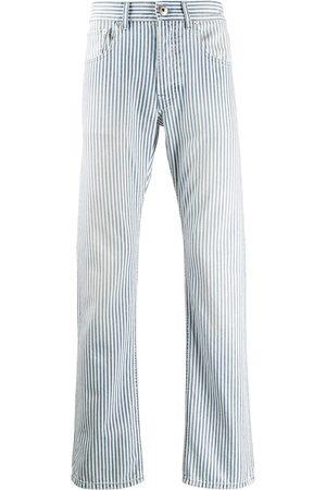 Lanvin Mænd Straight - Jeans med striber