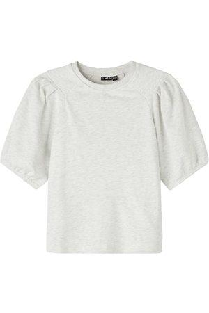 LMTD T-shirt - NlfKamma - Light Grey Melange
