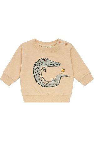 Soft Gallery Sweatshirt - Buzz - m. Krokodille