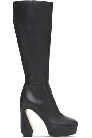SI ROSSI 125mm Platform Tall Leather Boots