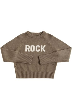 Zadig & Voltaire Intarsia Wool Blend Knit Sweater