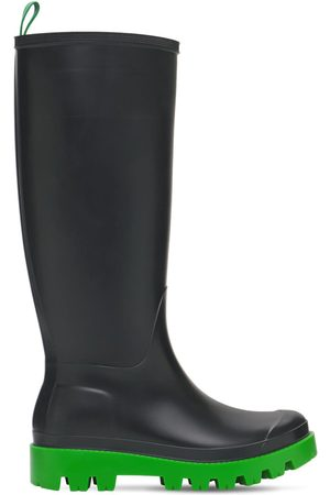 GIA COUTURE 30mm Giove Bis Tall Rubber Rain Boots