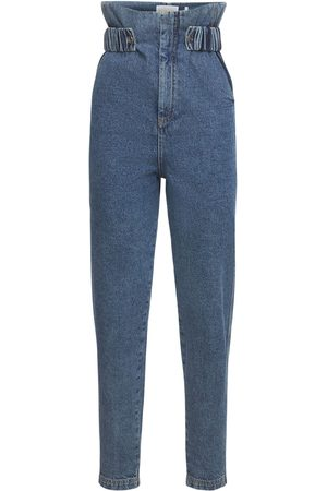 REMAIN Harlie Organic Cotton High Rise Jeans