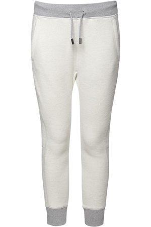 Dsquared2 Cotton Jersey Jogging Pants