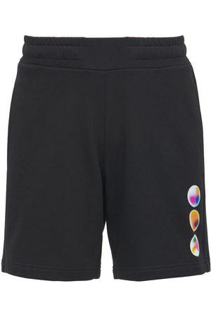 McQ Mænd Joggingbukser - Breath Paint Cotton Sweatpants