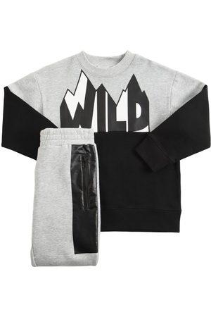 Stella McCartney Organic Cotton Sweatshirt & Sweatpants