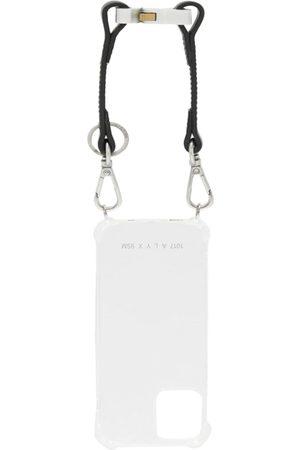 1017 ALYX 9SM Iphone 12 Case W/leather Buckle Bracelet