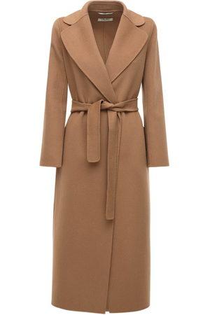 'S MAX MARA Poldo Belted Wool Coat