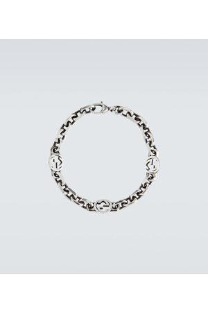 Gucci Silver Interlocking G bracelet