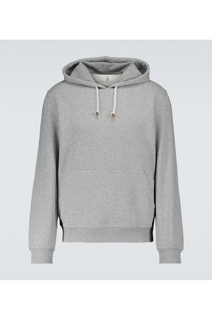 Brunello Cucinelli Cotton hooded sweatshirt