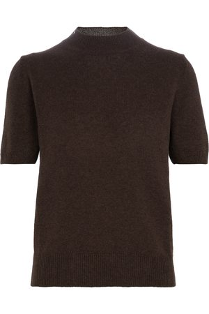 The Row Carbo cashmere top