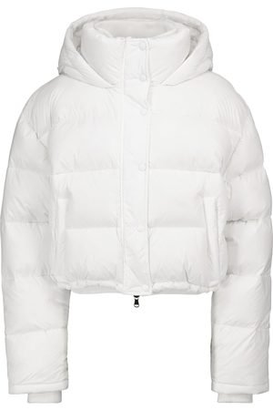 WARDROBE.NYC Release 03 cropped down puffer jacket