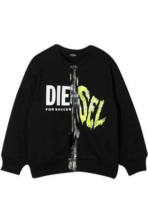 Diesel Drenge Sweatshirts - Felpa