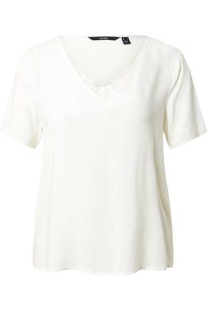 VERO MODA Kvinder Langærmede skjorter - Shirts 'NADS