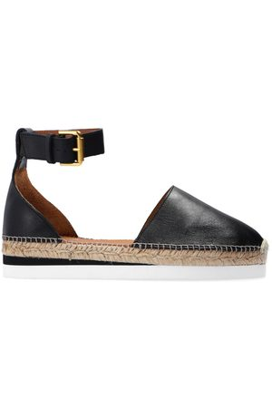 See by Chloé Cut-out espadrilles