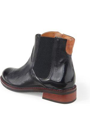 Everybody Kvinder Ankelstøvler - Støvletter Ocymum i Chelsea-stil Fra