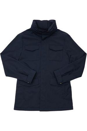 LORO PIANA Nylon Raincoat