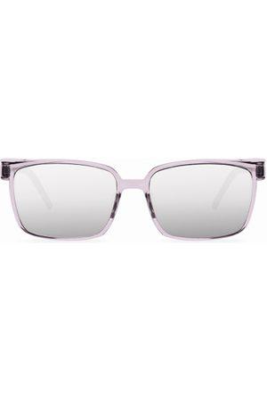 Cosee C-002 SENSES Silver Mirror Shield Polarized Solbriller