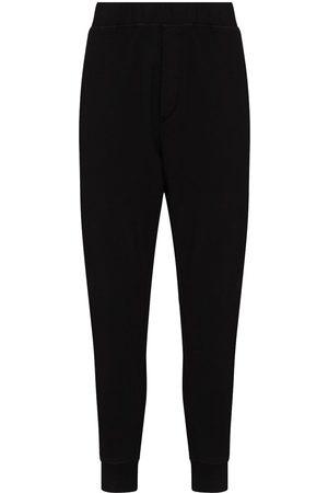 Dsquared2 Mænd Joggingbukser - Icon joggingbukser i bomuld med smalle ben