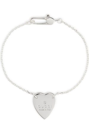 Gucci Sterling silver chain bracelet