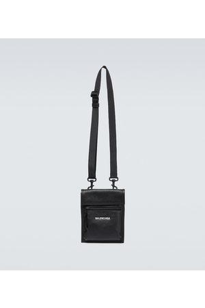 Balenciaga Mænd Skuldertasker - Explorer leather pouch