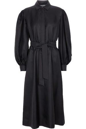 Max Mara Tresa silk midi dress