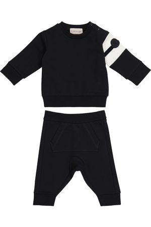 Moncler Baby sweatshirt and sweatpants set