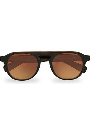 GARRETT LEIGHT Mænd Solbriller - Harding X Sunglasses Amaro/Hollywood Gradient