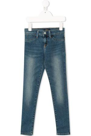 Ralph Lauren Piger Skinny - Skinny-jeans med falmende effekt